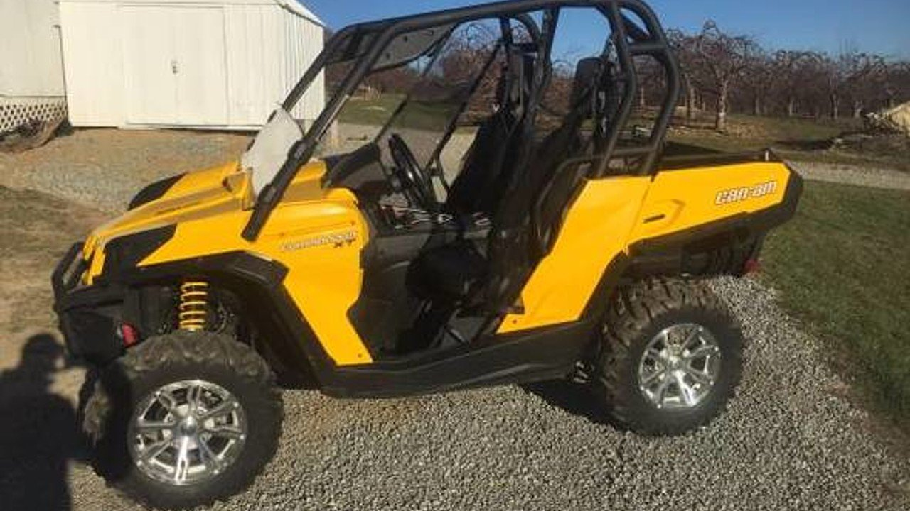 2013 Can-Am Commander 800R for sale 200440547