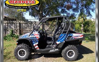 2013 Can-Am Commander Electric for sale 200600943