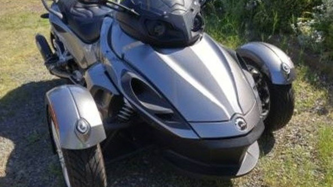 2013 Can-Am Spyder RS for sale 200465395