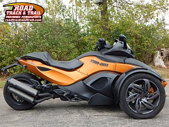 2013 Can-Am Spyder RS-S for sale 200497846