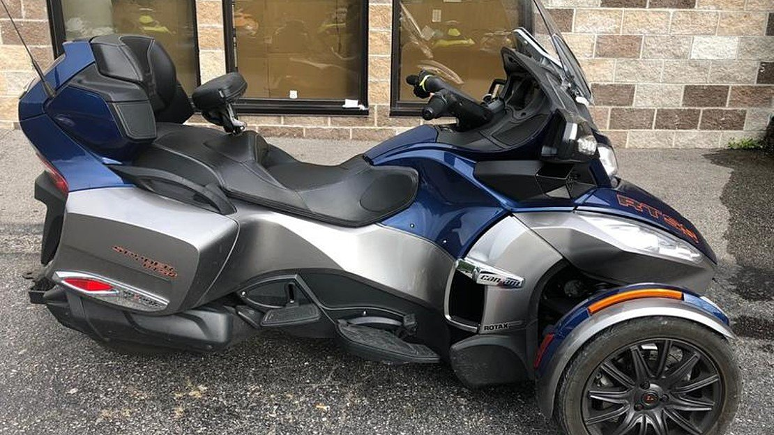 2013 Can-Am Spyder RT-S for sale 200625053