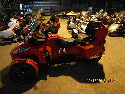 2013 Can-Am Spyder RT for sale 200336772