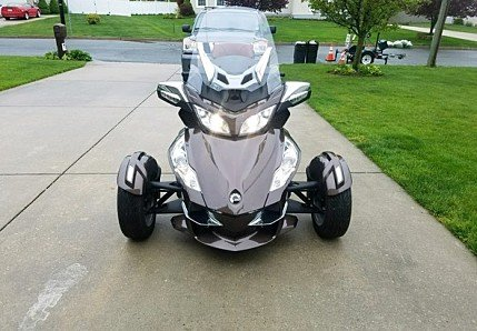 2013 Can-Am Spyder RT for sale 200444161