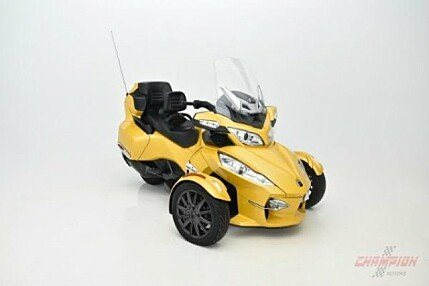 2013 Can-Am Spyder RT for sale 200504335