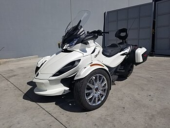 2013 Can-Am Spyder ST-S for sale 200543058