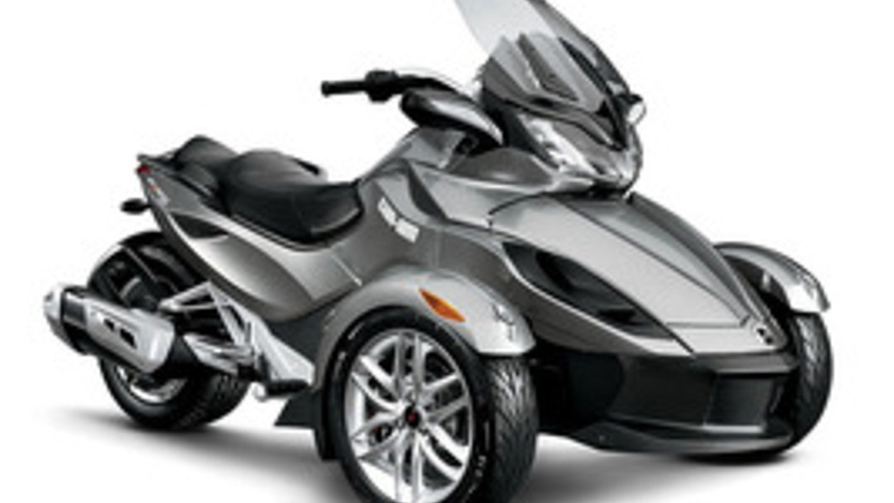 2013 Can-Am Spyder ST-S for sale 200581276