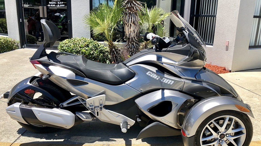 2013 Can-Am Spyder ST-S for sale 200592343