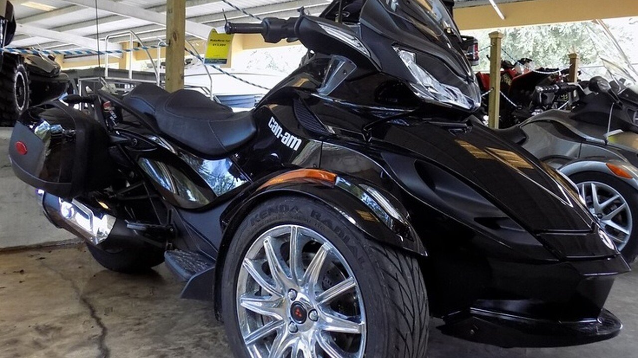 2013 Can-Am Spyder ST-S for sale 200594014