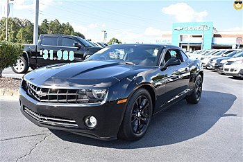 2013 Chevrolet Camaro LT Coupe for sale 100794618
