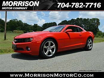 2013 Chevrolet Camaro LT Coupe for sale 100856459