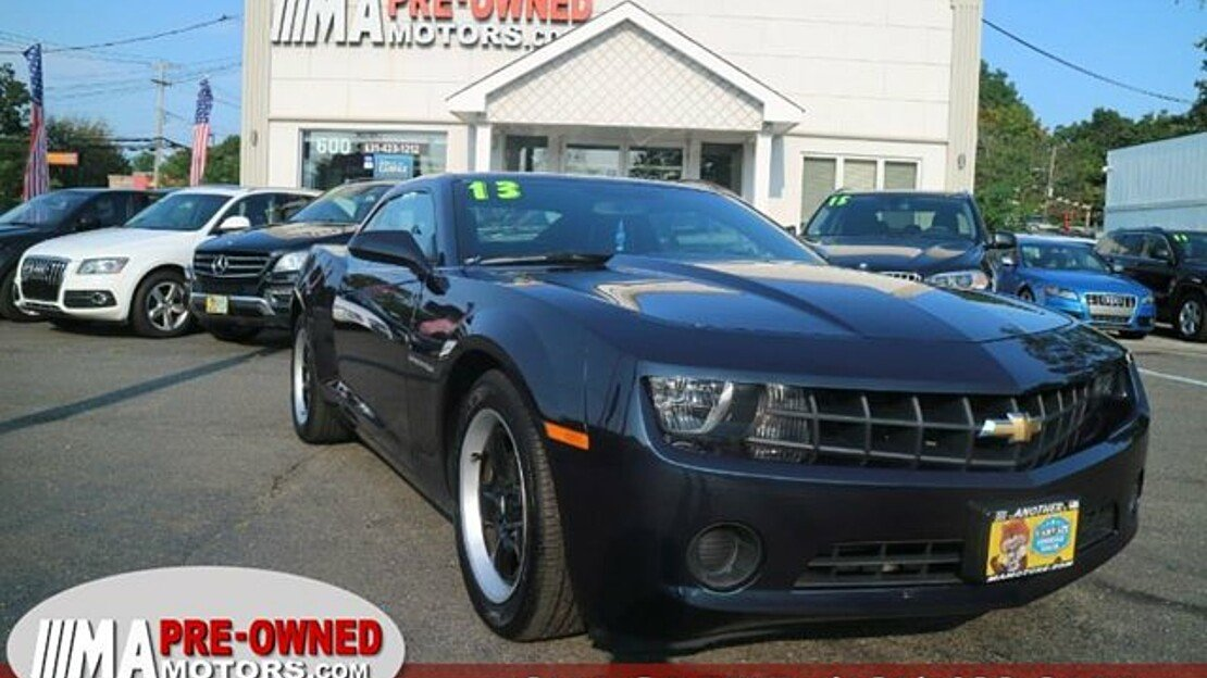 2013 Chevrolet Camaro LS Coupe for sale 101028397