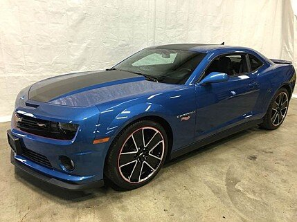2013 Chevrolet Camaro SS Coupe for sale 100772359