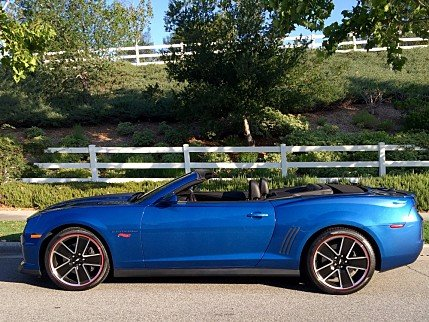 2013 Chevrolet Camaro SS Convertible for sale 100776916