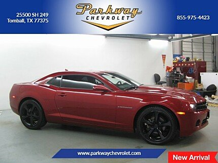 2013 Chevrolet Camaro LT Coupe for sale 100836545