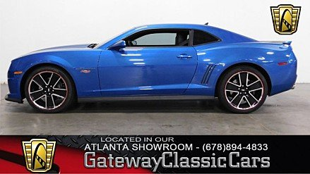2013 Chevrolet Camaro SS Coupe for sale 100920881