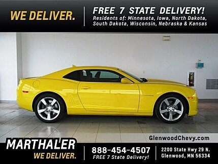 2013 Chevrolet Camaro SS Coupe for sale 100930986