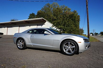 2013 Chevrolet Camaro LT Coupe for sale 100944935