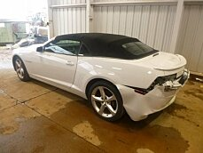 2013 Chevrolet Camaro SS Convertible for sale 100960274