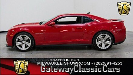 2013 Chevrolet Camaro ZL1 Coupe for sale 100963690
