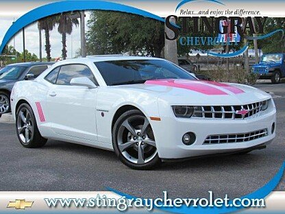2013 Chevrolet Camaro LT Coupe for sale 100968049