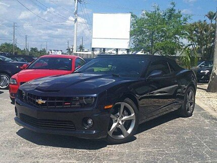 2013 Chevrolet Camaro SS Convertible for sale 100973809