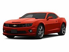 2013 Chevrolet Camaro SS Coupe for sale 100978912
