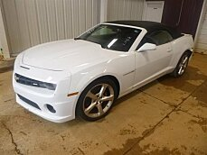 2013 Chevrolet Camaro SS Convertible for sale 100982817
