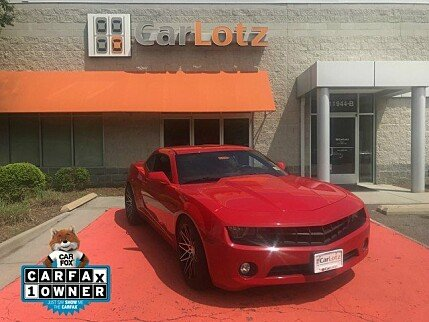 2013 Chevrolet Camaro LT Coupe for sale 100985917