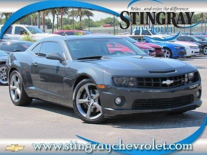 2013 Chevrolet Camaro SS Coupe for sale 100998243