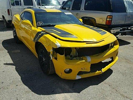 2013 Chevrolet Camaro LT Coupe for sale 101010855