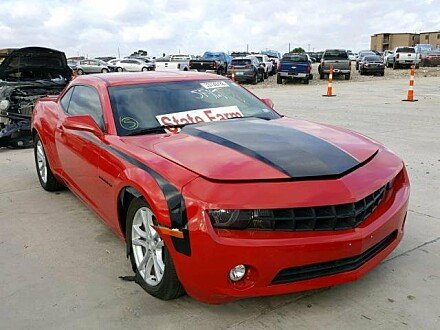 2013 Chevrolet Camaro LS Coupe for sale 101011208