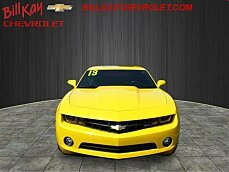 2013 Chevrolet Camaro LT Coupe for sale 101011486