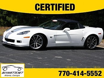 2013 Chevrolet Corvette 427 Convertible for sale 100773912