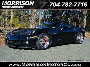 2013 Chevrolet Corvette Grand Sport Coupe for sale 100845233
