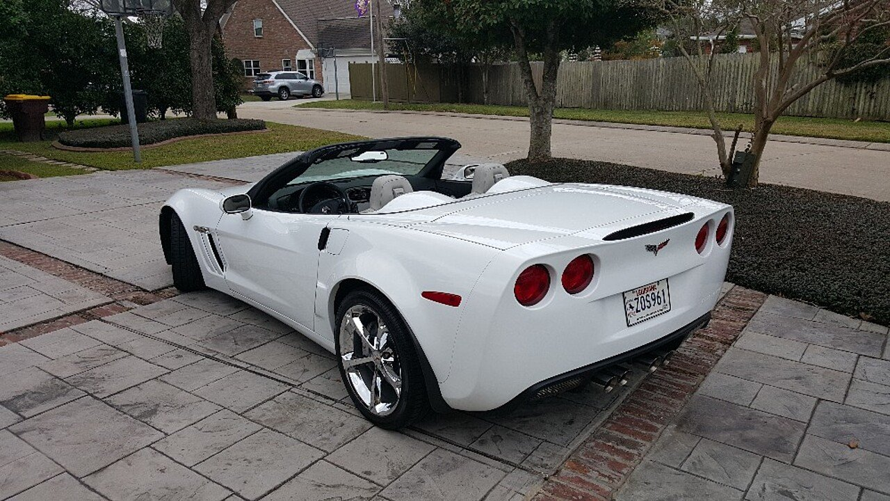 2013 Chevrolet Corvette Grand Sport Convertible for sale near ...