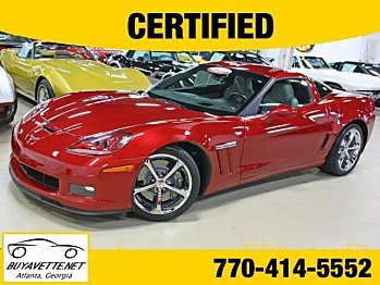 2013 Chevrolet Corvette Grand Sport Coupe for sale 100869435