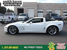 2013 Chevrolet Corvette Grand Sport Coupe for sale 100910833