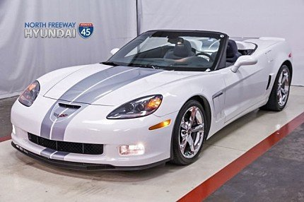 2013 Chevrolet Corvette Grand Sport Convertible for sale 100913381