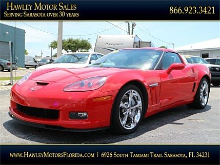 2013 Chevrolet Corvette Grand Sport Coupe for sale 100913778
