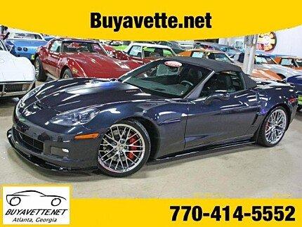 2013 Chevrolet Corvette 427 Convertible for sale 100994299