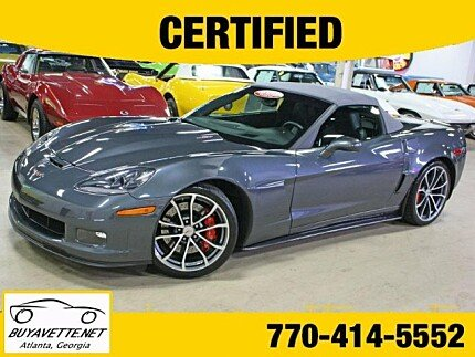 2013 Chevrolet Corvette 427 Convertible for sale 101006633