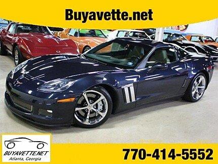 2013 Chevrolet Corvette Grand Sport Coupe for sale 101011771