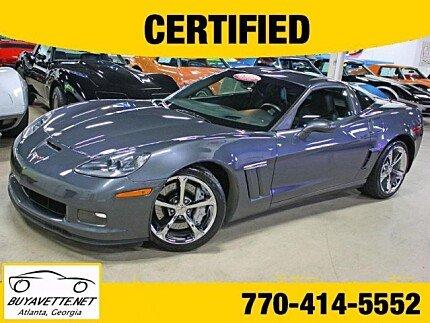 2013 Chevrolet Corvette Grand Sport Coupe for sale 101016907