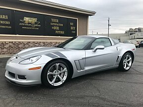 2013 Chevrolet Corvette Grand Sport Coupe for sale 101032390
