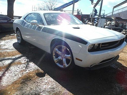 2013 Dodge Challenger SXT for sale 100852102