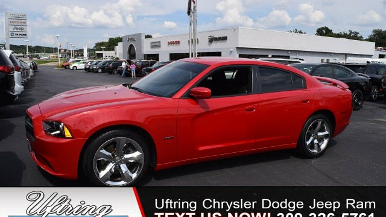 2013 Dodge Charger R/T for sale 100890382