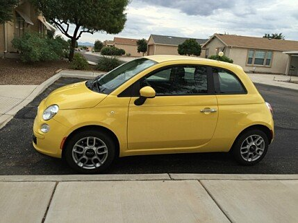 2013 FIAT 500 Pop Hatchback for sale 100738338