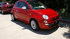 2013 FIAT 500 Lounge Cabrio for sale 100886909