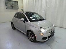 2013 FIAT 500 Sport Hatchback for sale 100904715