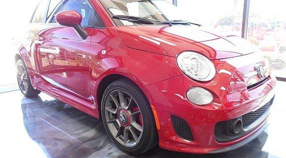 2013 FIAT 500 Abarth Cabrio for sale 100919247